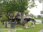 "Немецкий тяжелый танк PzKpfw V Ausf.G  ""Panther"",  rue D'Erezee, Manhay, Belgique Panther_Manhay_076"