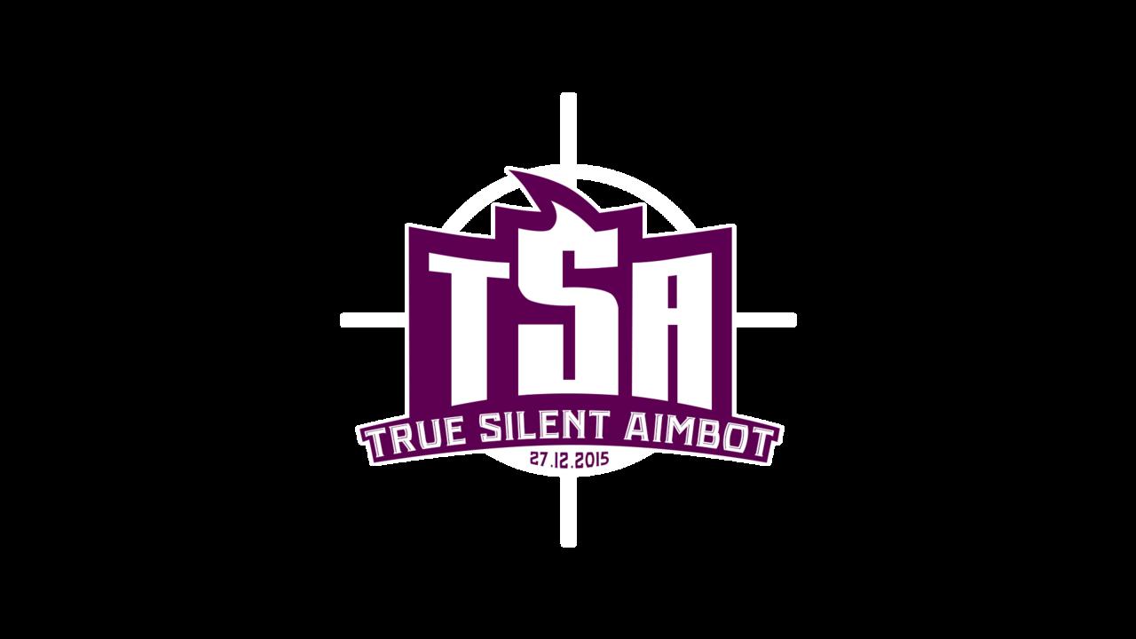 True Silent Aimbot - TSA Logo_smrfm