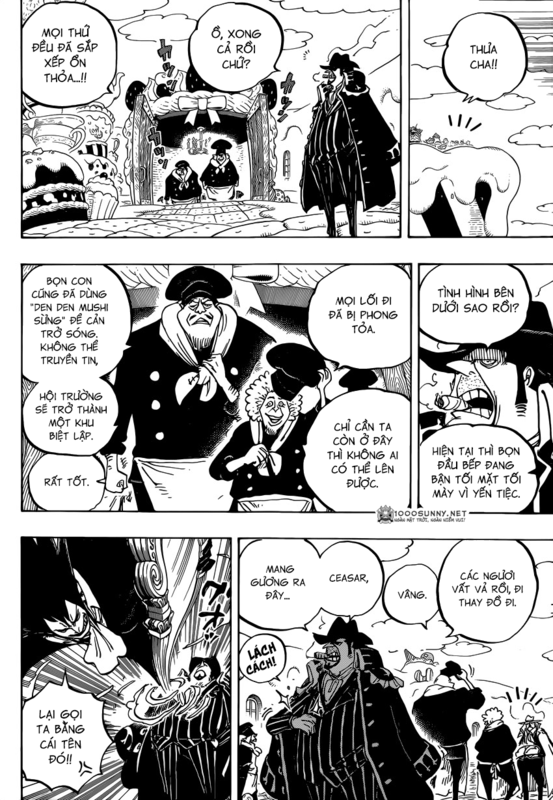 One Piece Chapter 861: Diễn sâu 08_copy