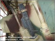 """Немецкая тяжелая САУ  """"JagdPanther""""  Ausf G, SdKfz 173, Deutsches Panzermuseum, Munster Jagdpanther_Munster_086"""