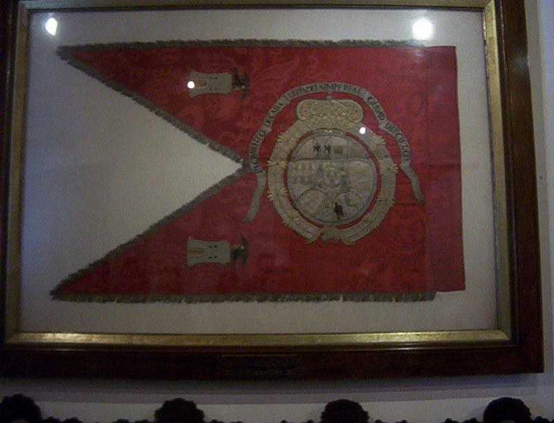 PRIMER MONEDA ARGENTINA ACUÑADA EN POTOSI (1813/1815) REGIMIENTO_DE_CABALLERIA_IMPERIAL_CUZCO