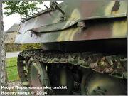 "Немецкий тяжелый танк PzKpfw V Ausf.G  ""Panther"",  rue D'Erezee, Manhay, Belgique Panther_Manhay_046"