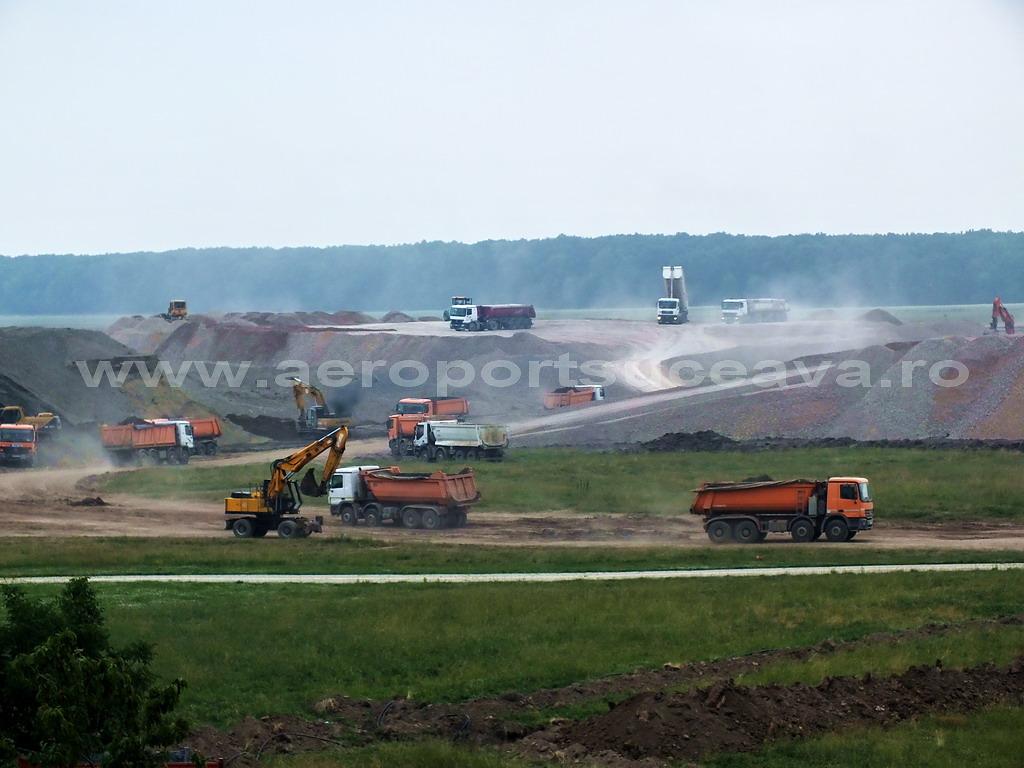 AEROPORTUL SUCEAVA (STEFAN CEL MARE) - Lucrari de modernizare - Pagina 2 DSCF8230
