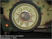 """Немецкая 15,0 см САУ """"Hummel"""" Sd.Kfz. 165,  Deutsches Panzermuseum, Munster, Deutschland Hummel_Munster_138"""
