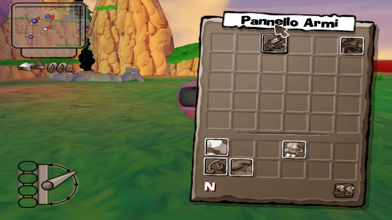Worms 4 Mayhem Tweaking Mods - Portal New_Mode