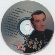 Seki Turkovic - Diskografija 1998_CD