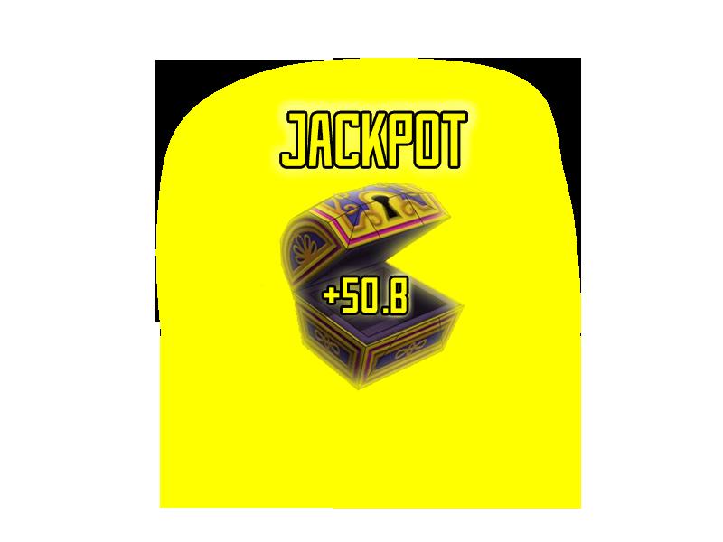 Mystery Gift  ( 50% SALE! ) JACKPOT
