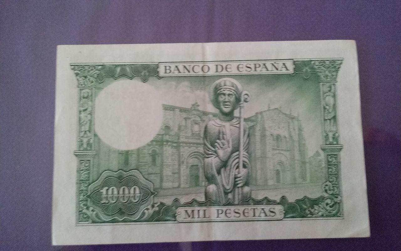 1000 pesetas de 1965 1411056427113