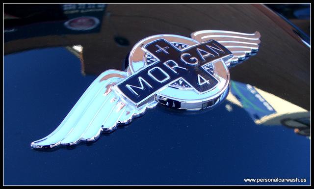 MORGAN Plus 4 - Detallado Integral IMGP2463