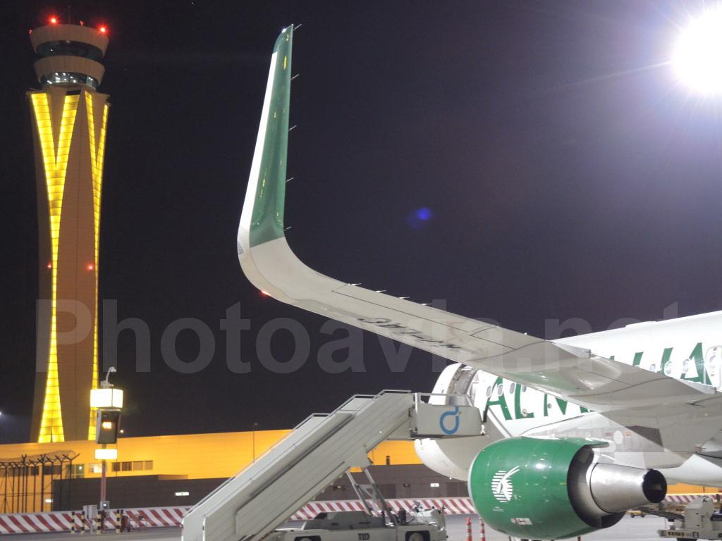 Al Maha Airways (QR / QTR) DSCN0538