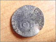 3 Reais. Portugal. Joao III el Piadoso 1521 - 1557 P1290241