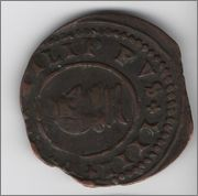 16 maravedis 1664 Felipe IV Cordoba  opinion Cordoba2