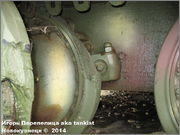 "Немецкий тяжелый танк PzKpfw V Ausf.G  ""Panther"",  rue D'Erezee, Manhay, Belgique Panther_Manhay_051"