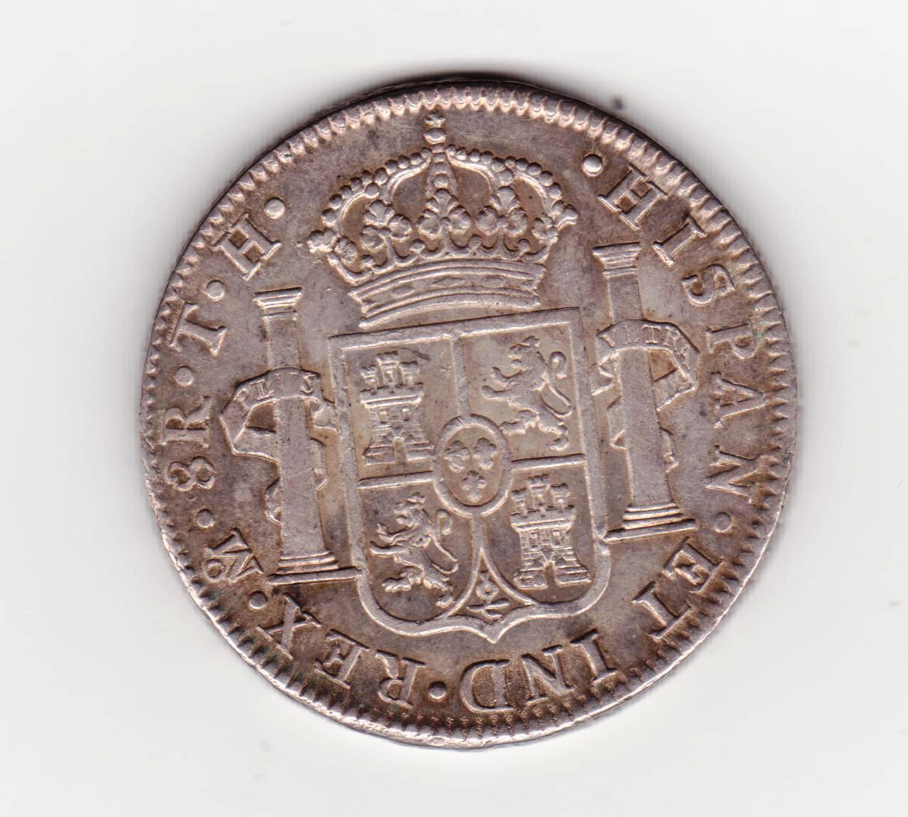 8 reales 1808. Carlos IV. Méjico 8_reales_1808_mejico_001
