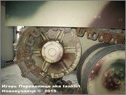 """Немецкая тяжелая САУ  """"JagdPanther""""  Ausf G, SdKfz 173, Deutsches Panzermuseum, Munster Jagdpanther_Munster_098"""