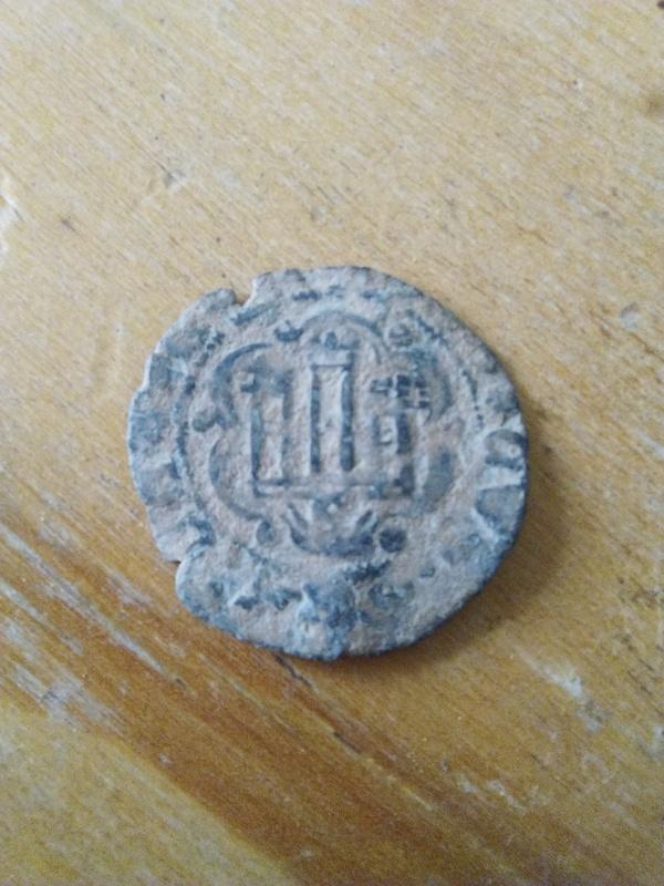 Blanca de Enrique III de Castilla 1390-1406 Sevilla. IMG_20170322_125415