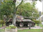 "Немецкий тяжелый танк PzKpfw V Ausf.G  ""Panther"",  rue D'Erezee, Manhay, Belgique Panther_Manhay_075"