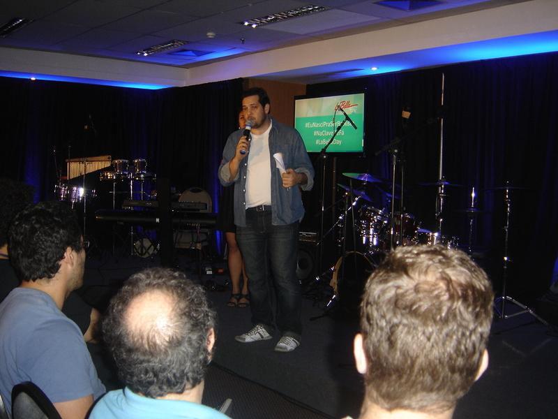 La Bella day apresenta Alain Caron DSC04520