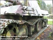 "Немецкий тяжелый танк PzKpfw V Ausf.G  ""Panther"",  rue D'Erezee, Manhay, Belgique Panther_Manhay_069"