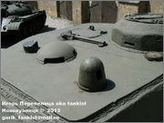 Советский тяжелый танк ИС-2, ЧКЗ, февраль 1944 г.,  Музей вооружения в Цитадели г.Познань, Польша. 2_226