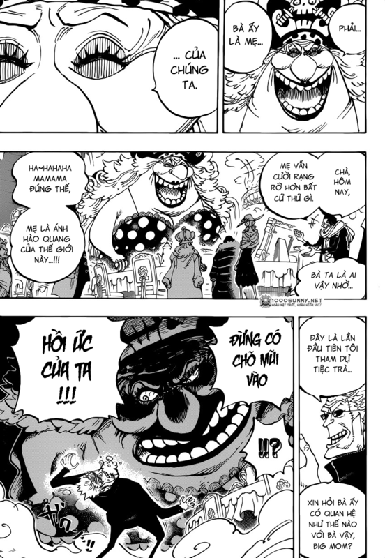 One Piece Chapter 861: Diễn sâu 05_copy