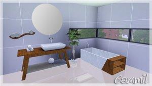 Ванные комнаты (модерн) - Страница 4 8177b52cdbeb