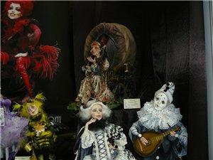 Время кукол № 6 Международная выставка авторских кукол и мишек Тедди в Санкт-Петербурге - Страница 2 3b8307cc9a35t