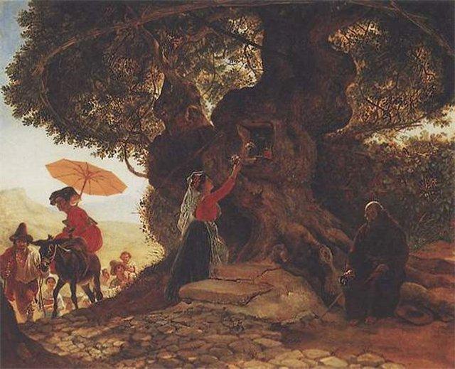 Картины Карла Павловича Брюлова. 3e47b137c1bd