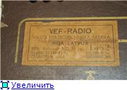 """1937-38 год. Радиоприемник  """"VEFSUPER MD/38"""". (VEF). Fbf216c1a594t"""