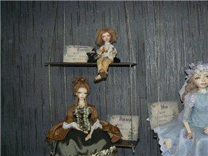 Время кукол № 6 Международная выставка авторских кукол и мишек Тедди в Санкт-Петербурге - Страница 2 76c92cd62334t
