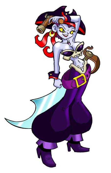 ITT, let's post as many links to official art as possible! (Not 56k friendly!) ShantaePromo_RiskyGunPose