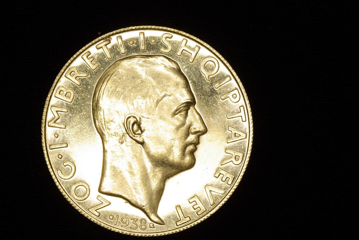 100 Francs. Albania. 1938  Imagen_282