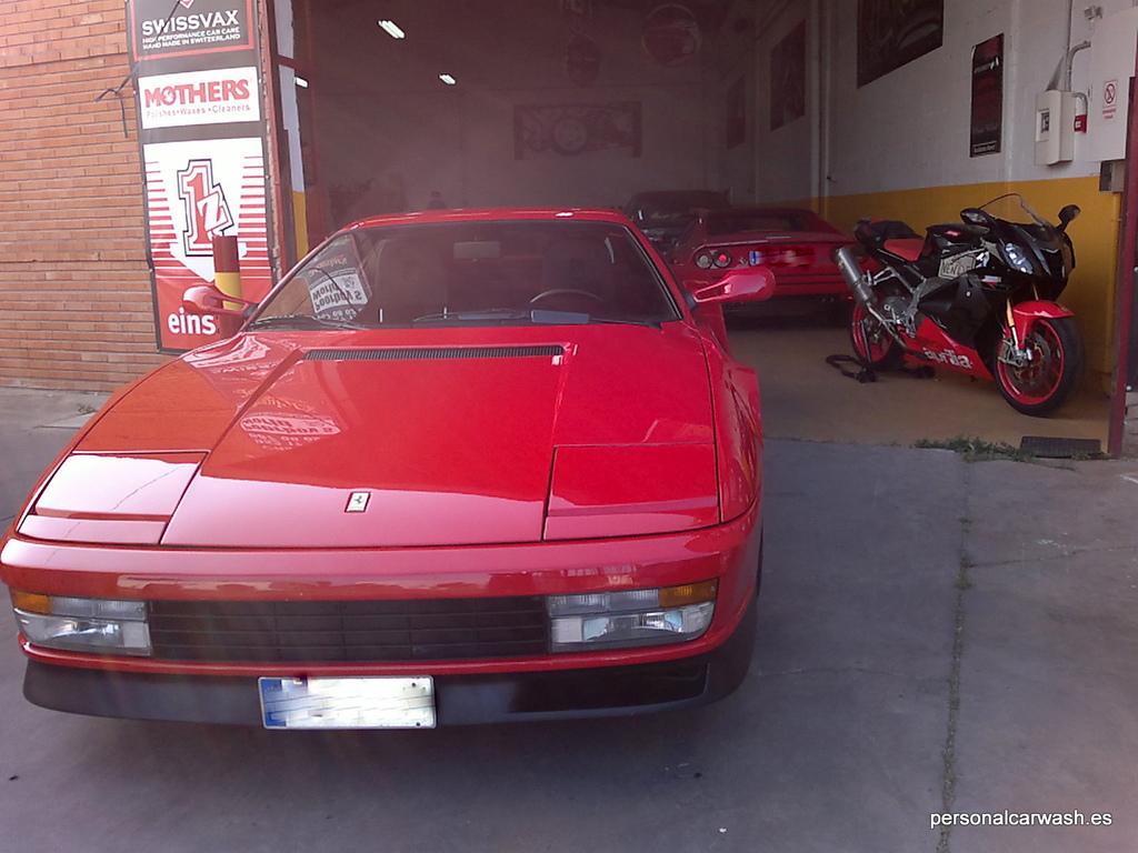Ferrari Testarossa  270320124841