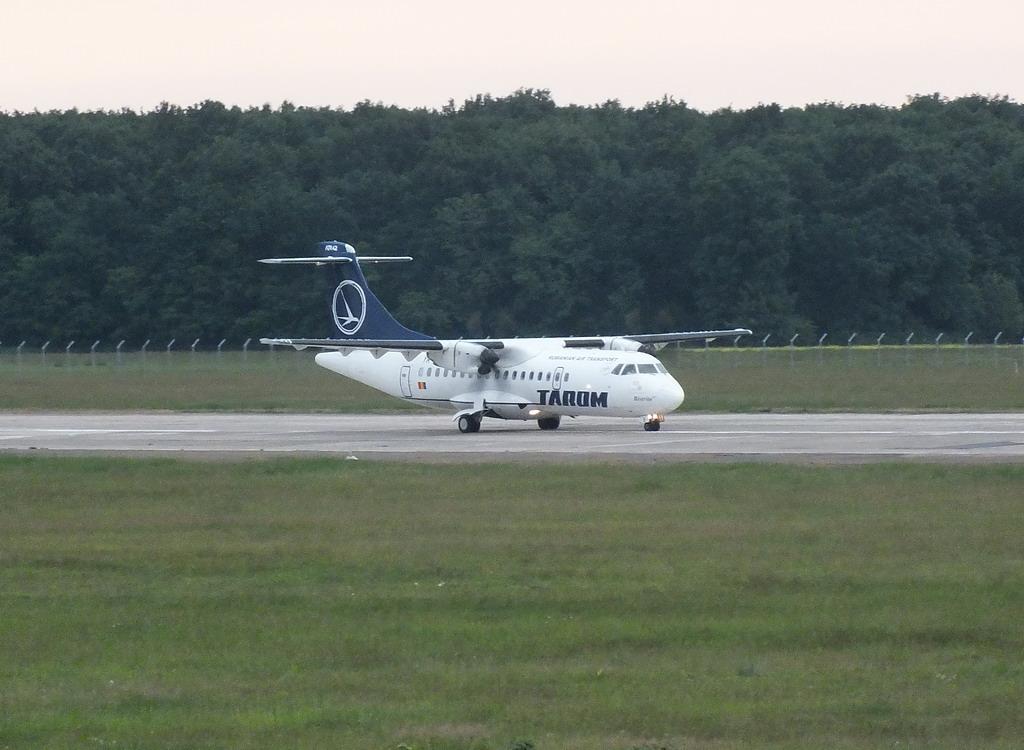 Aeroportul Suceava (Stefan Cel Mare) - Iunie 2013   DSCF7549