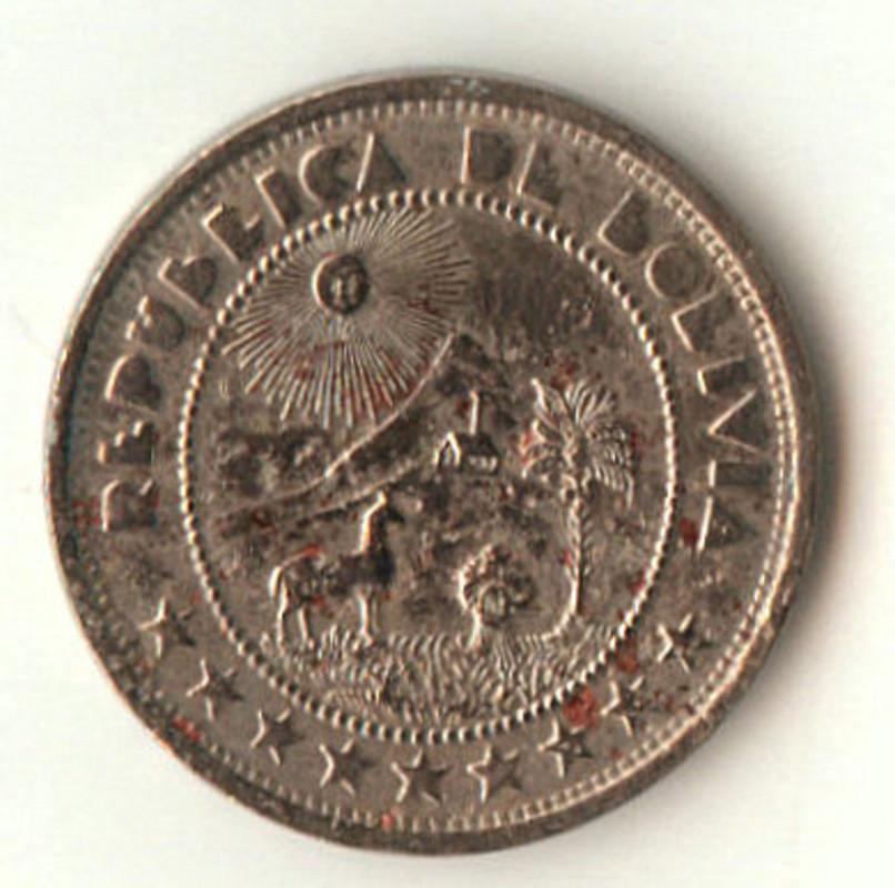 50 Centavos. Bolivia. 1937. Viena  50_centavos_1937_reverso