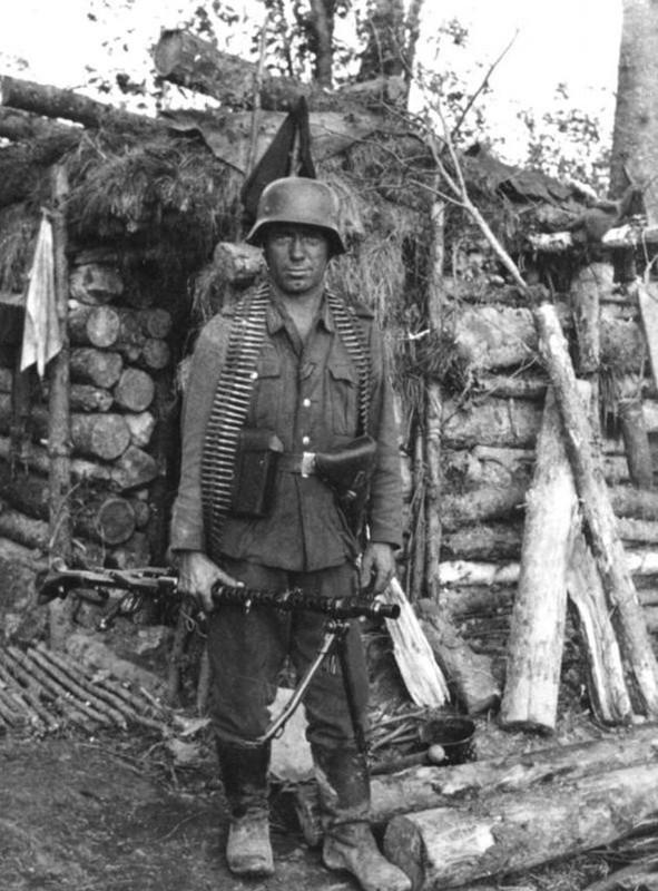 casco - Mis apuntes de WWII Luger