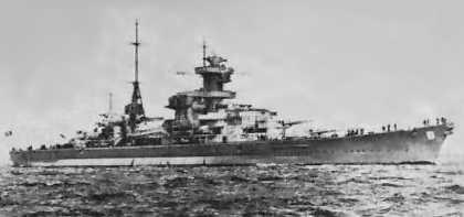Operación Weserübung Nor (9-4-1940)  Blucher