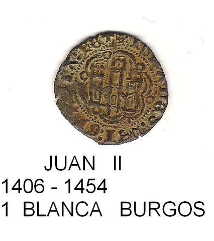 Blanca de Juan II. (1406-1454). Burgos. 1_BLANCA_1