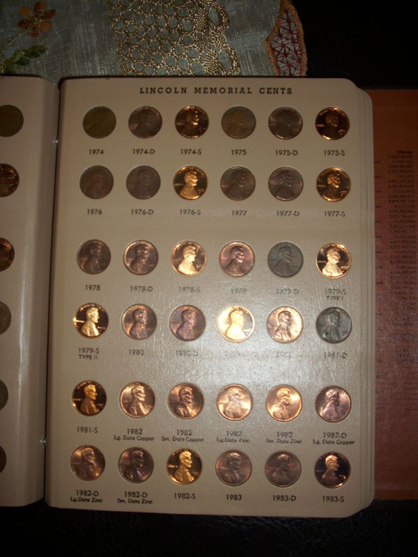 Coleccion Centavos Lincoln 1909-2016 IMG_2614