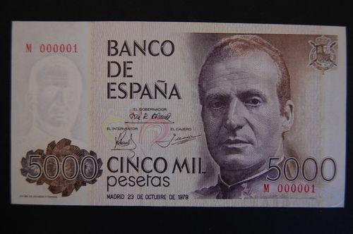 INTERESANTE BILLETE DE 5000 PESETAS 1979 NÚMERO MUY BAJO!!!! 5000_pesetas_1979_n_mero_bajo