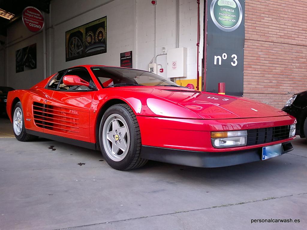 Ferrari Testarossa  270320124840