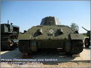 """Советский средний танк Т-34, завод № 183, III квартал 1942 года, музей """"Линия Сталина"""", Псковская область 34_183_025"""