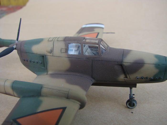 Fokker D-XXIII, RSmodels, 1/72 DSC02919