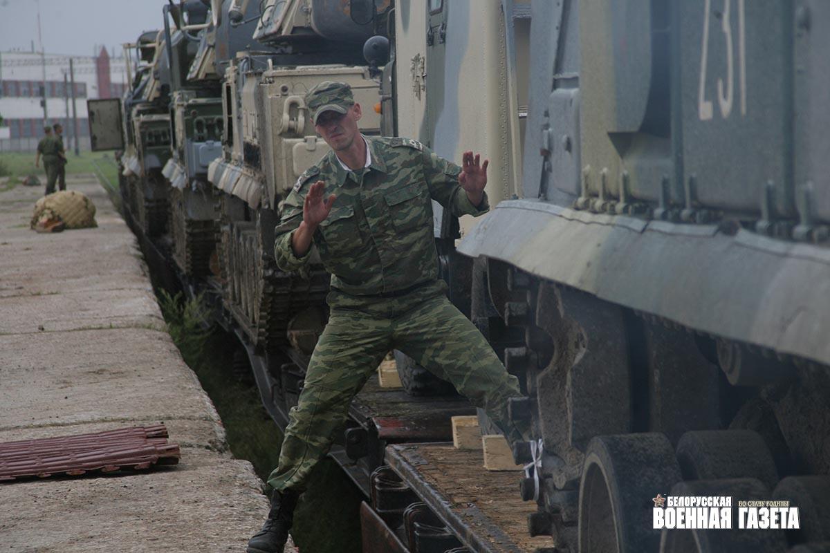 Armée Biélorusse / Armed Forces of Belarus - Page 3 146_5