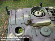"Немецкий тяжелый танк PzKpfw V Ausf.G  ""Panther"",  rue D'Erezee, Manhay, Belgique Panther_Manhay_141"