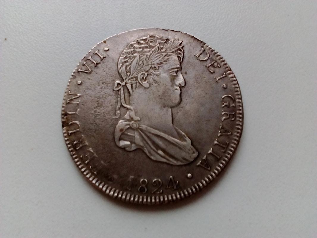 8 reales 1824 Lima. Fernando Vll IMG_20160722_184635
