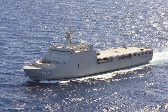 Fuerzas Armadas de Filipinas - Armada - Fuerzas Especiales- Fuerza Aerea - Ejercito - notas, equipos, inversiones y noticias STRATEGICSEALIFTVESSELPHIL