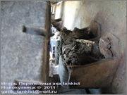 """Советский средний танк Т-34, завод № 183, III квартал 1942 года, музей """"Линия Сталина"""", Псковская область 34_183_040"""