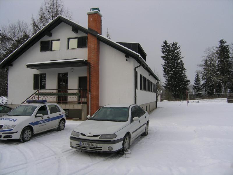 """Karaula """"Vič"""" VP 7646 - granični odsek Dravograd - 1986-1987 08_Karaula"""