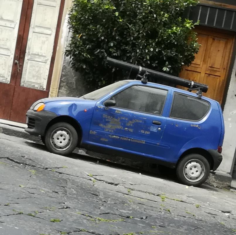 Auto Abbandonate - Pagina 6 Fiat_600_van